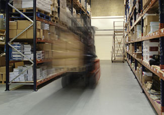 Fork Lift, Warehouse, Express Freight, Courier